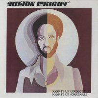 "Milton Wright (Edit by J.Rocc) : Keep It Up (J.Rocc Edit) / Keep It Up (Original) (7"")"