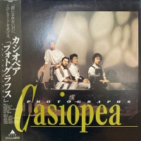 カシオペア - Casiopea : Photographs (LP/USED/EX)