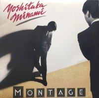 南佳孝 - Yoshitaka Minami : Montage (LP/USED/EX--)