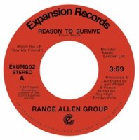 RANCE ALLEN GROUP : REASON TO SURVIVE / PEACE OF MIND (7