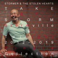予約商品・STORMER & THE STOLEN HEARTS:TAKE BY STORM Stormville & Twilight 2012-2019 Single Collection(CD)