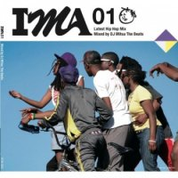 DJ Mitsu the Beats : IMA#01 - アイマ - Re-Issue Series Edition (MIX-CD)