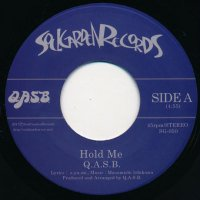 Q.A.S.B. : Hold Me / You Make Me Feel (7