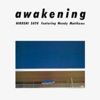 佐藤博 : アウェイクニング  (LP/blue vinyl)