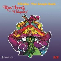 "ROY AYERS UBIQUITY : FIKISHA / THE BOOGIE BACK (7"")"
