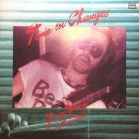 柳ジョージ - George Yanagi & Rainy Wood : Time In Changes (LP/USED/VG++)