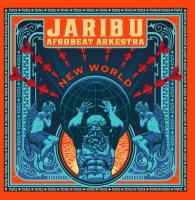 予約商品・JariBu Afrobeat Arkestra : New World (LP/Limited 125pcs/color vinyl)