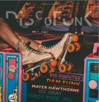 DJ OKAY : DISCO FUNK MIX (MIX-CD)