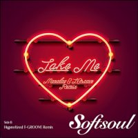 Softsoul : Take Me (Monolog & T-Groove Remix) / Hypnotized (T-Groove Remix)   (7