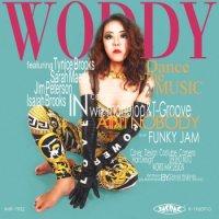 WODDYFUNK  : AIN'T NOBODY wiz monolog&T-Groove c/w FUNKY JAM Feat Sarah Maeda(前田サラ)(7