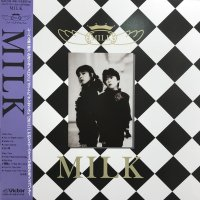 Milk:Milk (LP/with Obi)
