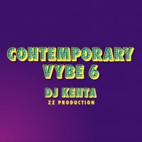 DJ KENTA(ZZ PRODUCTION) : Contemporary Vybe6 (MIX-CD)