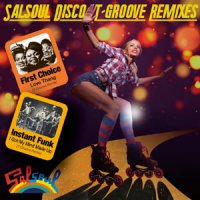 "INSTANT FUNK / FIRST CHOICE : Salsoul Disco T-Groove Remixes (7"")"