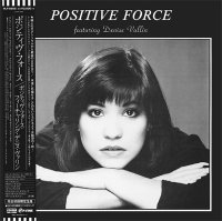 Positive Force : Positive Force Feat. Denise Vallin (LP/with Obi)