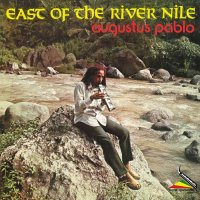 AUGUSTUS PABLO : EAST OF THE RIVER NILE  (LP)
