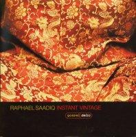 RAPHAEL SAADIQ : INSTANT VINTAGE (2LP)