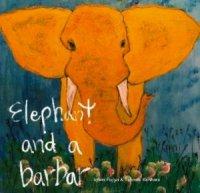 藤谷一郎&栗原健 : Elephant and a barbar(3rdプレス)  (LP/with Obi)