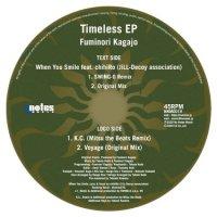 Fuminori Kagajo : Timeless EP  -Mitsu the Beats RMX- (12
