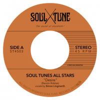 """Soul Tune Allstars : Desire / Messin around (7"""")"""
