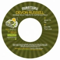 DEVON RUSSELL : MOVE ON UP・REGGAE SOUL TRIBUTE TO CURTIS MAYFIELD (7