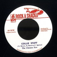 "CHOSEN FEW : COLLIE STUFF (7"")"