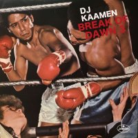 DJ KAAMEN : BREAK OF DAWN 3 (MIX-CD)