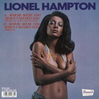 "LIONEL HAMPTON (EDIT BY RYUHEI THE MAN) : WHERE WERE YOU WHEN I NEEDED YOU (7"")"