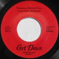 TKda黒ぶち : Get Down feat.ELIONE, Zeebra (7