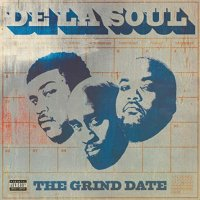 DE LA SOUL : THE GRIND DATE  - incl. Unreleased Bonus Instrumentals (2LP)