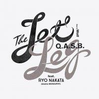 Q.A.S.B. : The Jet Leg feat. Ryo Nakata (Osaka Monaurail) / Wolf (Instrumental) (7