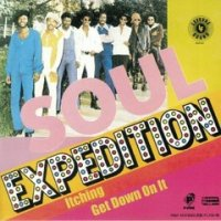 FREDDIE TERRELL AND THE SOUL EXPEDITION : Itching/Get Down On It (7