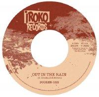 予約商品・Booker Gee : Out in the Rain / Version (7