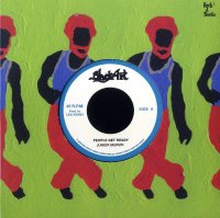 "JUNIOR MURVIN / THE UPSETTERS : People Get Ready / Dub (7"")"