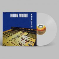 予約商品・Milton Wright : Spaced    (White Vinyl Repress) (LP)