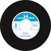 "PARK RANGERS : Happy / Kiss (7"")"
