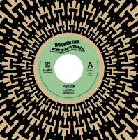 "Booker Gee : Pop Corn / Granny scratch scratch (7"")"