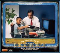 予約商品・VIDEOTAPEMUSIC : The Secret Life Of VIDEOTAPEMUSIC (LP)