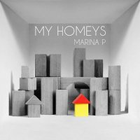 MARINA P : My Homeys (LP)