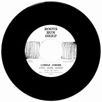 "LIKKLE JORDEE : STAY HOME ORDER (7"")"