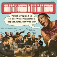 Sharon Jones & The Dap-Kings : Just Dropped In (LP/color vinyl)