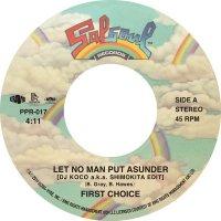 First Choice : Let No Man Put Asuder (DJ KOCO a.k.a Shimokita Edit) (7