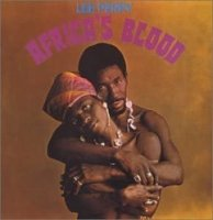 Lee Perry : Africa's Blood  (LP)