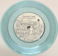 "TENDER LEAF : SHORES OF MAKAPUU / COAST TO COAST (COKE CLEAR VINYL) (7"")"