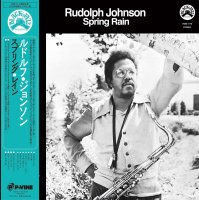予約商品・RUDOLPH JOHNSON : Spring Rain (LP)