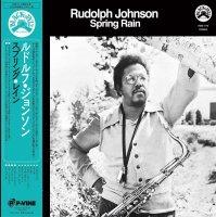 RUDOLPH JOHNSON : Spring Rain (LP/with Obi)