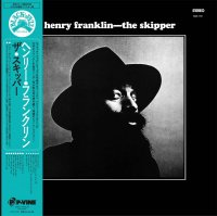 Henry Franklin : The Skipper (LP/with Obi)