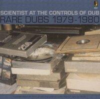 予約商品・SCIENTIST : SCIENTIST AT THE CONTROLS OF DUB:RARE DUBS 1979-1980 (LP)
