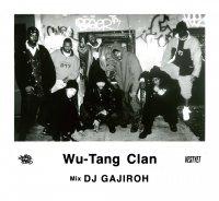 DJ GAJIROH (BONG BROS) : WU-TANG CLAN (MIX-CD)