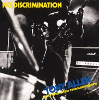 TONY ALLEN & THE AFRO MESSENGERS : NO DISCRIMINATION (LP)