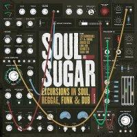 SOUL SUGAR : Excursions in Soul, Reggae, Funk & Dub (LP)